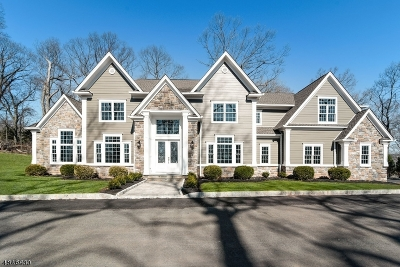 Watchung Boro NJ Single Family Home For Sale: $1,399,900