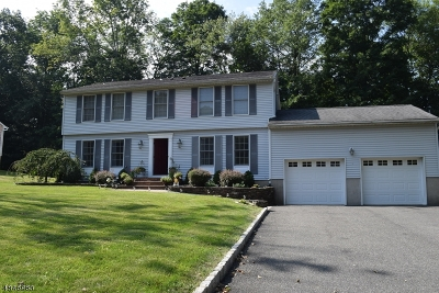 Morris County Single Family Home For Sale: 327 S Morris St