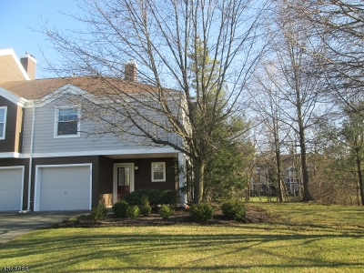 Bridgewater Twp. NJ Rental For Rent: $2,600