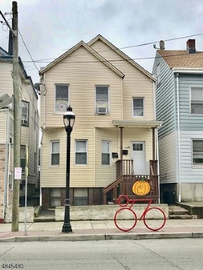Haledon Boro Multi Family Home For Sale: 373 Belmont Ave