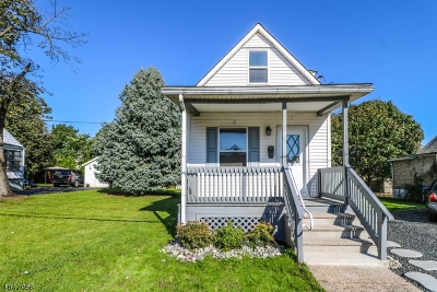 Somerset County Single Family Home For Sale: 117 Home St