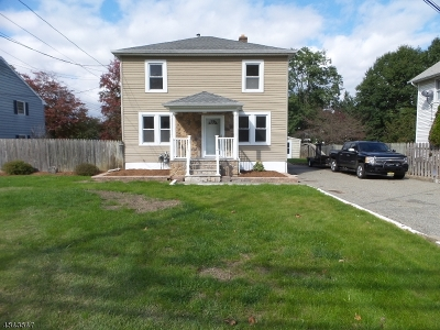 Hanover Twp. Single Family Home Sold: 25 Reynolds Ave