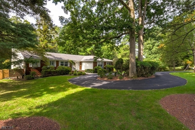 Livingston Single Family Home For Sale: 15 Scarsdale Dr