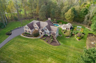Tewksbury Twp. Single Family Home For Sale: 11 Old Mine Rd