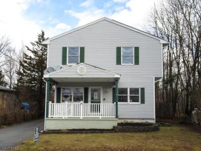 Ogdensburg Boro Single Family Home For Sale: 31 Bridge St
