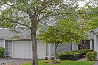 Montville Twp. NJ Condo/Townhouse For Sale: $629,900