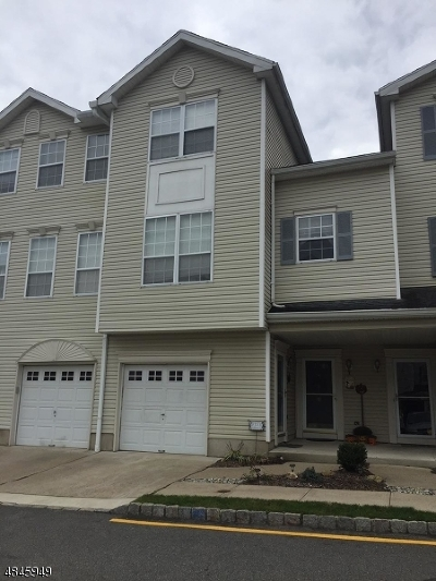 Morristown Town, Morris Twp. Condo/Townhouse For Sale: 15 Wildflower Ln