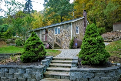 Sparta Twp. Single Family Home For Sale: 464 W Mountain Rd