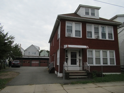 Clifton City Multi Family Home For Sale: 127 Ackerman Ave