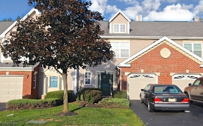 Bridgewater Twp. Condo/Townhouse For Sale: 2306 Winder Dr