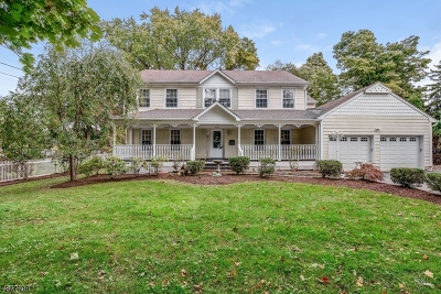 Madison Single Family Home For Sale: 157 Park Ave