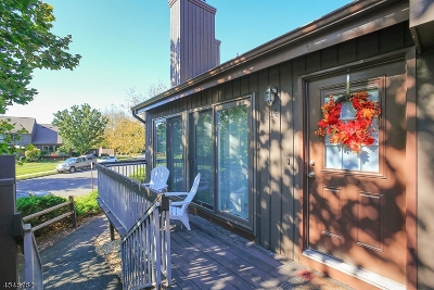 Hillsborough Twp. Condo/Townhouse For Sale: 32-14 Bloomingdale Dr #14