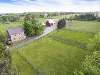 Franklin Twp. Rental For Rent: 1150 Croton Rd