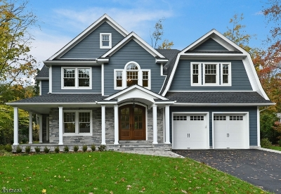 Wyckoff Twp. Single Family Home For Sale: 335 Sunset Blvd