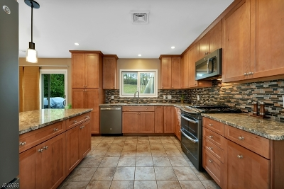 Sparta Twp. Single Family Home For Sale: 110 Valley View Trl