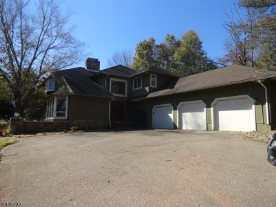 Tewksbury Twp. Single Family Home For Sale: 44 Potterstown Rd