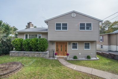 Boonton Town Single Family Home For Sale: 423 Boonton Ave