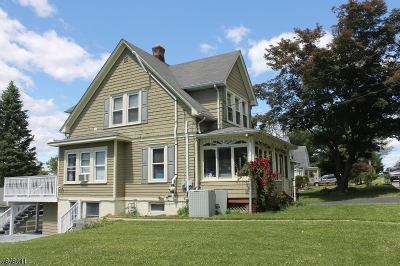Dover Town Single Family Home For Sale: 41 Boonton St