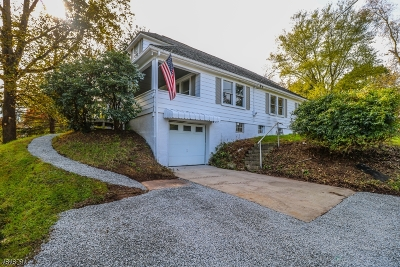 Milford Boro Single Family Home For Sale: 341 Milford Mount Pleasant