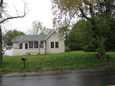 Bridgewater Twp. Single Family Home For Sale: 490 Garretson Rd