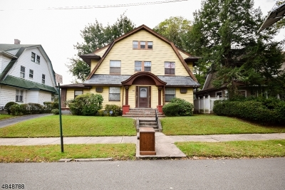 Paterson City Single Family Home For Sale: 408-414 18th Ave