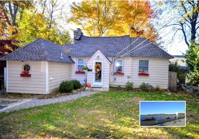 Sparta Twp. Single Family Home For Sale: 22 Lakeview Rd