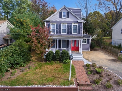 Chester Boro Single Family Home For Sale: 17 Cherry St