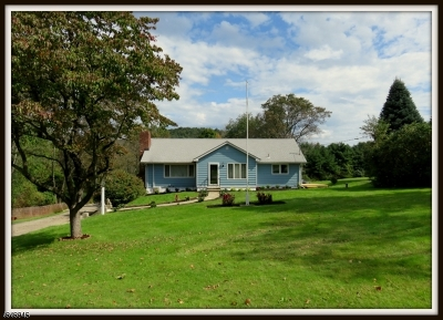 Sparta Twp. Single Family Home For Sale: 287 Lafayette Rd