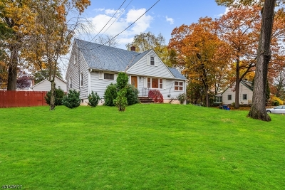 Bridgewater Twp. Single Family Home For Sale: 37 Charlotte Dr