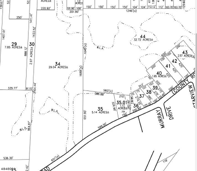 Hillsborough Twp. Residential Lots & Land For Sale: 00 Amwell Rd