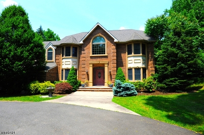 Wyckoff Twp. Single Family Home For Sale: 245 Brookside Ave