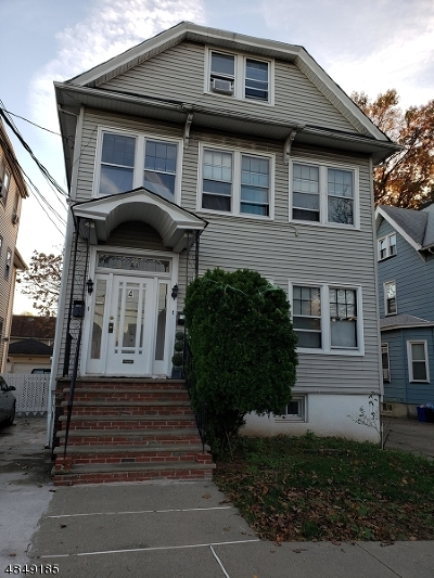 Passaic City Multi Family Home For Sale: 41 Bond St