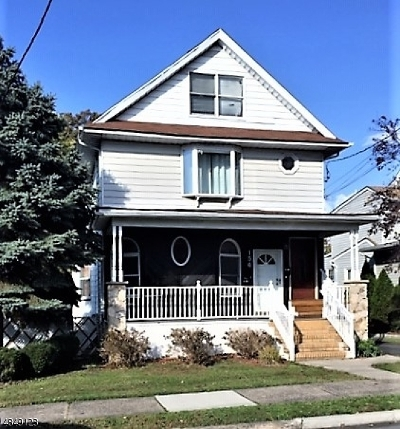 Hawthorne Boro Multi Family Home For Sale: 156 Washington Ave