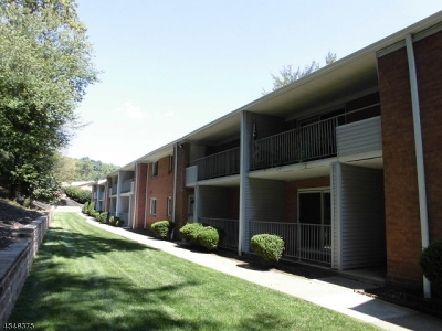 Parsippany-Troy Hills Twp. Condo/Townhouse For Sale: 2350 Route 10-A11 #11