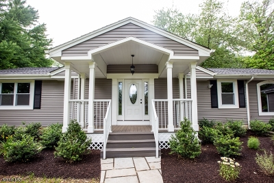 Montgomery Twp. Rental For Rent: 337 Charles Ter