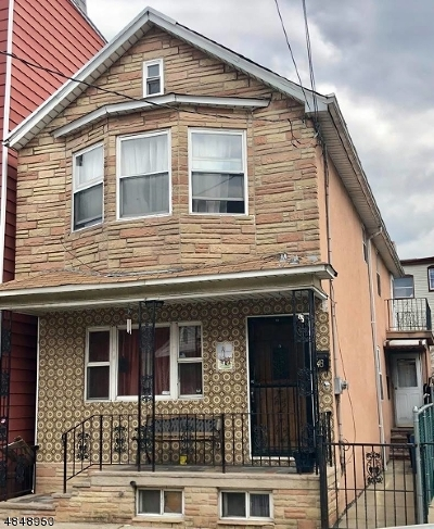 Ironbound Single Family Home For Sale: 48 Fillmore St