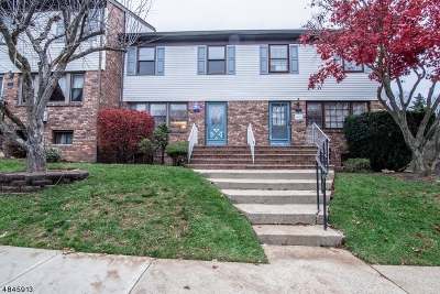 Mount Olive Twp. Condo/Townhouse For Sale: 87 Stedwick Dr