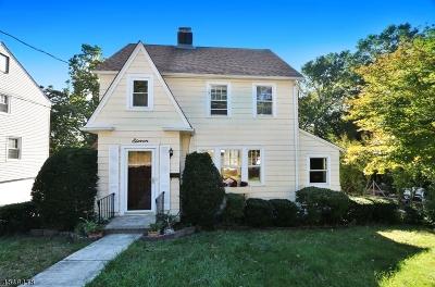 Chatham Boro Single Family Home For Sale: 11 Pihlman Pl