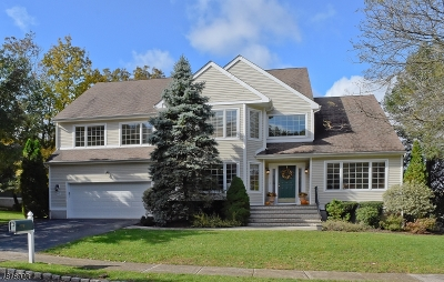 Montville Twp. Single Family Home For Sale: 63 Ridge Dr