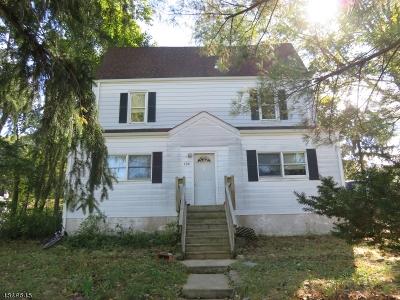 Roxbury Twp. Multi Family Home For Sale: 124 Mt Arlington Blvd