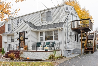 Totowa Boro Multi Family Home For Sale: 75 Hudson Ave