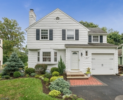 Wyckoff Twp. Single Family Home For Sale: 500 Lafayette Ave