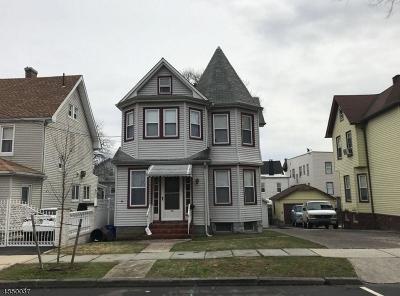 Kearny Town Single Family Home For Sale: 470 Devon St