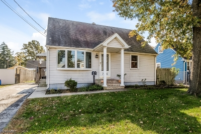 Manville Boro Single Family Home For Sale: 716 Boesel Ave
