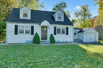Bernardsville Boro Single Family Home For Sale: 64 Liberty Rd