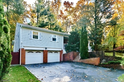 West Caldwell Twp. Single Family Home For Sale: 52 Mitchell Ave