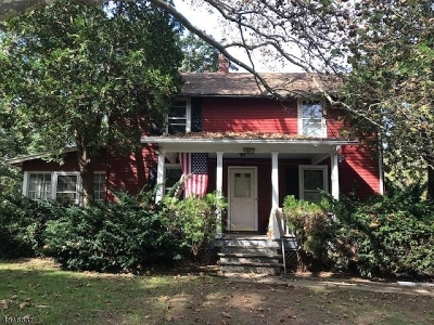 Long Hill Twp Single Family Home For Sale: 190 River Rd