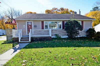 Warren County Single Family Home For Sale: 200 4th St