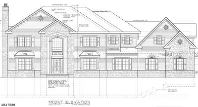 Warren Twp. Single Family Home For Sale: 96 Liberty Corner Road #1