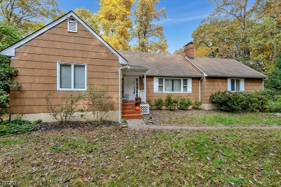 Bethlehem Twp. Single Family Home For Sale: 5 Overlook Rd